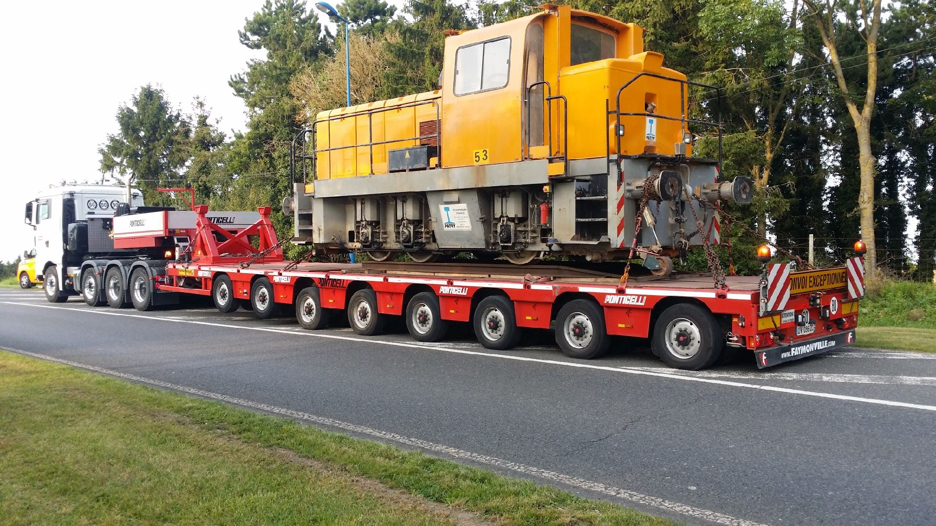 transport-locotracteur